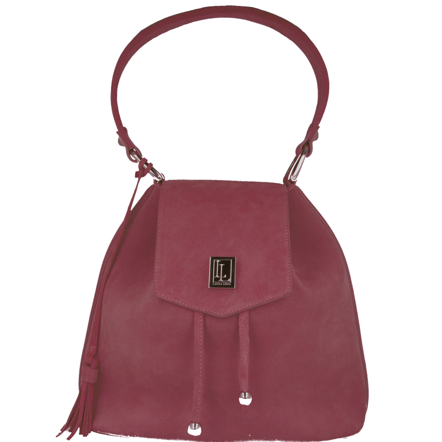 Celeste bag bordauxe